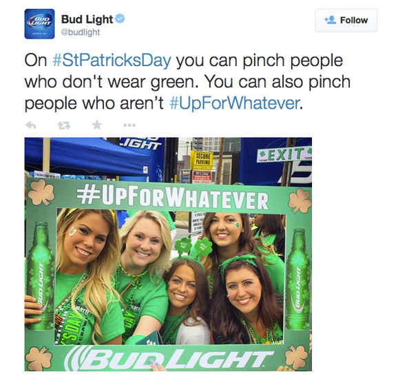 Bud Light_Twitter_UpForWhatever