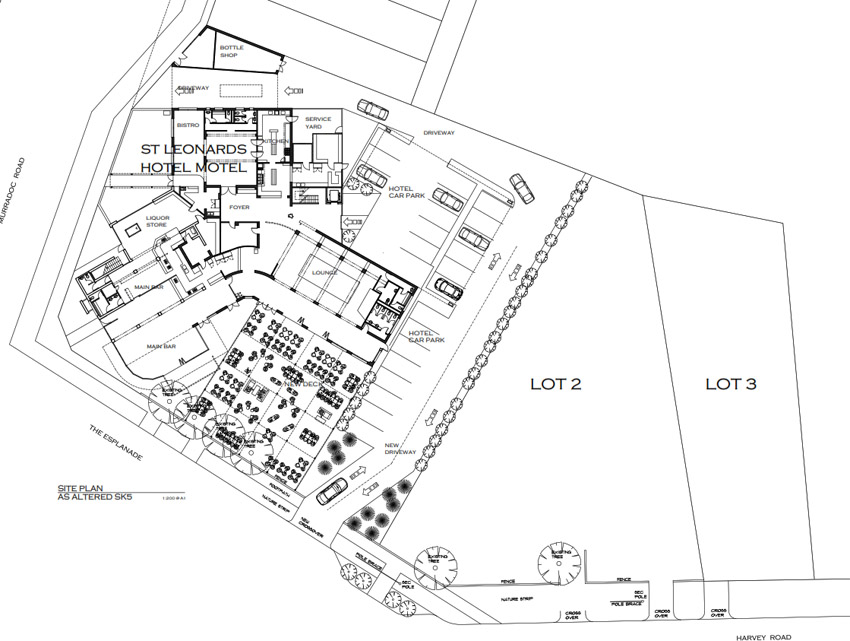 St Leonards_block layout
