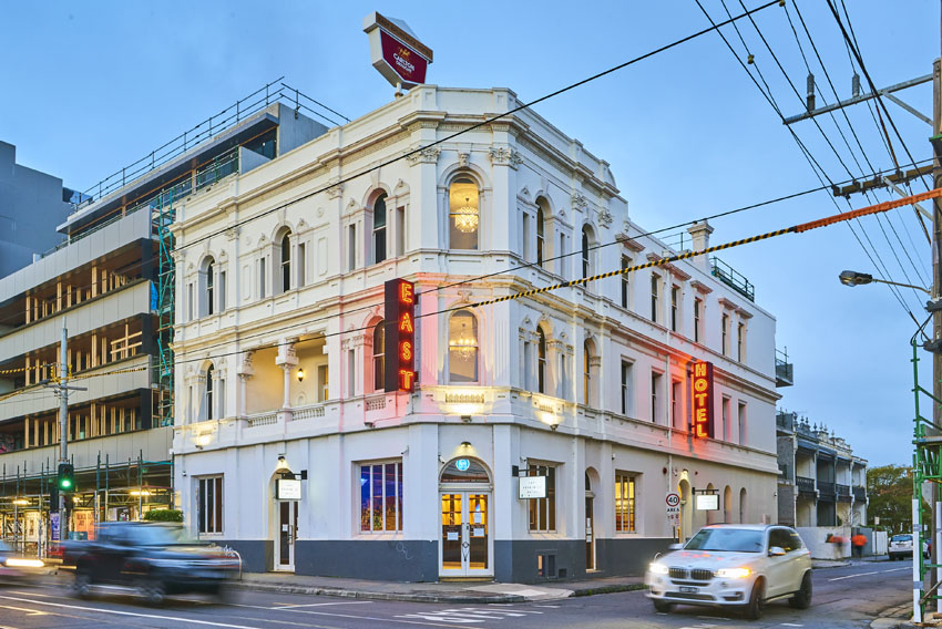 East brunswick hotel ready to fire pubtic for Design hotel braunschweig